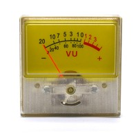 SD-H-2136 Panel Meters Sound Measuring Instrument (DC 500uA) for Audio Equipment