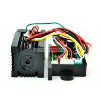 12V 532nm 80mw-100mw Green Laser Dot Module with Auto Temp Control and TTL 0-20khz