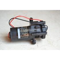 12V Mini Plastic Gear Pump Self-Sucking Water Pump (0-100℃) ZC-A210