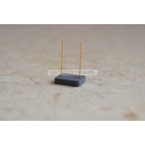 1PCS 2DU10 10x10mm Silicon Photocell Laser Receiver 400-1100nm with 2pins