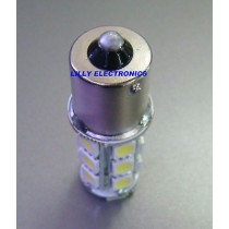1x 1156 BA15S Car SMD bulb 18-5050 LED Bright White Cold White