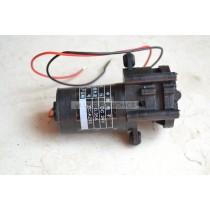 12V Mini Plastic Gear Pump Self-Sucking Water Pump (0-100℃) Food-Grade ZC-A210