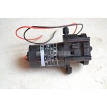 24V Mini Plastic Gear Pump Self-Sucking Water Pump (0-100℃) ZC-A210