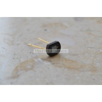 3pcs 2DU3 3x3mm Silicon Photocell Laser Receiver 400-1100nm with 2pins