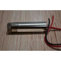 20mw 405nm Violet/Blue Focusable Adjustable Laser Line Module 120°