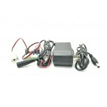 Industrial 12V 100mw 405nm Blue/Violet Light Laser Module w/TTL 18x25mm