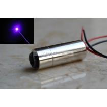 450nm 50mw Focusable Blue Laser DOT Module 3.0-3.6V