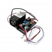 12V 405nm 300mw Violet/Purple Ray Laser Dot Module w/ Driver out