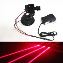 650NM 200mW 700mW High Power Long Time Line Red Coarse Stage Lights Laser Module