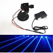 450nm 100mw 1W Blue Laser Coarse Light Stage Laser Line Point Laser Module