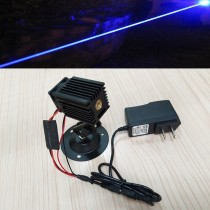 450nm 100mw 1W High Power Blue Laser Fine Light Stage Laser Line Laser Module