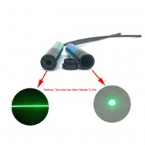 450nm 520nm 638nm 50mW Dot Line Adjustable Focus 3D Imaging Laser Diode Module
