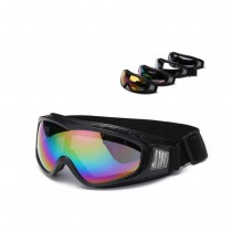 X400 Outdoor Riding Glasses Motorcycle Impact Goggles Ski Goggles Safety Glasses