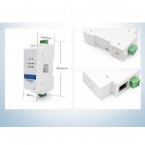 DR302 DR302 DIN-rail Serial Server RS232 RS485 Serial To Ethernet Converter Module