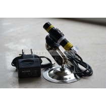 830nm 250mW IR Infrared Focusable Line Laser Module w/ Adapter w/ Mount 16x68mm