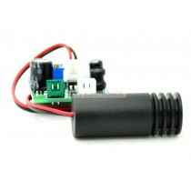 Adjusted Infared 980nm 100mw IR Anti-counterfeit Laser Diode Module 12v with TTL 18x45mm