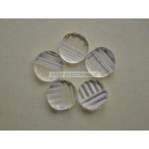5pcs Laser Cross Module Colophony Plastic Lens