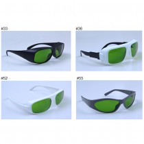 980nm 1064nm 1320nm 33# 36# 52# 55# Laser Protective Glasses Semiconductor And ND:YAG Laser Protection