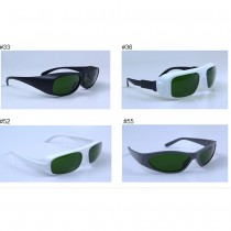 200-1400nm 33# 36# 52# 55# Laser Protective Glasses Laser Protective Photonic Optics Safety Glasses