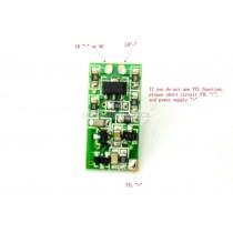 Power Supply Driver Board for 635nm 650nm 808nm 980nm Laser Diode Module 5v 50-300ma Circuit