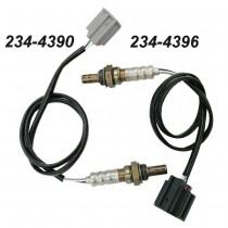 2X Upstream Downstream Oxygen Sensor For Mazda 3 2004-2005 2.0 2.3 M5 06-07 2.3