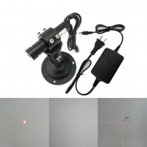 670nm 0.4mW 1mW 5mW Focusable Red Laser Module Dot Line Cross Positioning Lamp