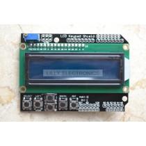 Arduino compatiable LCD1602 Character LCD Keypad Shield