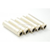 5pcs 12x40mm 5.6mm TO-18 Laser Diode Metal Housing with 200-1100nm Lens