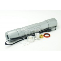 Case/Housing/Host for Focusable Waterproof Laser Pointer/Torch GD-350 Type