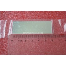 RGB Lens 60x20x1.2mm Reflect Green & Red & Blue /400-700nm Laser Reflect