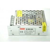 S-50-24 Iutput AC 110V/220V Output DC24V 50W Switch Power Supply Adapter