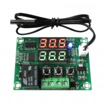 Dual Display Digital Thermostat High Precision Temperature Control Switch Control Accuracy 0.1