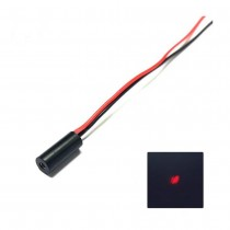 Class Ⅲ A 4mm 650nm 3mw Small Size Red Spot Laser Module Built In APC Launch Tube Lamp