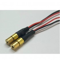 Class Ⅲ A 4mm635nm5mw Mini Red Spot Positioning Laser Module Emitting Diode Lamp