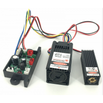 TEM Stage Lighting 650nm 150mW Red + 532nm 50mw Green Laser Module Diode TTL 12V