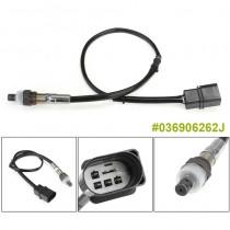 Oxygen O2 Sensor 036906262J 030906262B For For Audi VW SEAT SKODA 5 Wire LAMBDA